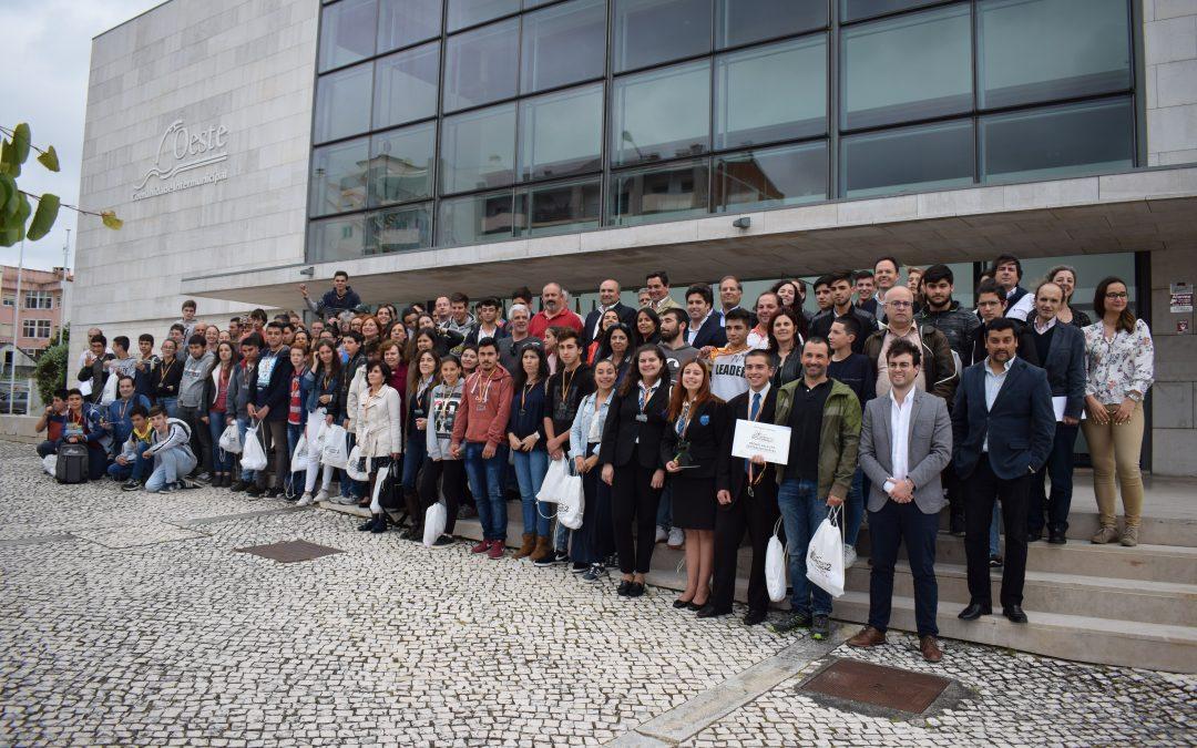 """OesteSustentável anuncia escolas vencedoras do projeto """"Ventos de Poupança 2"""""""